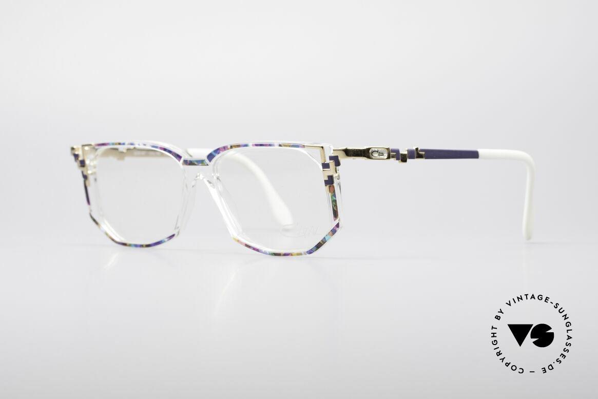 Cazal 357 Large Designer Eyeglasses