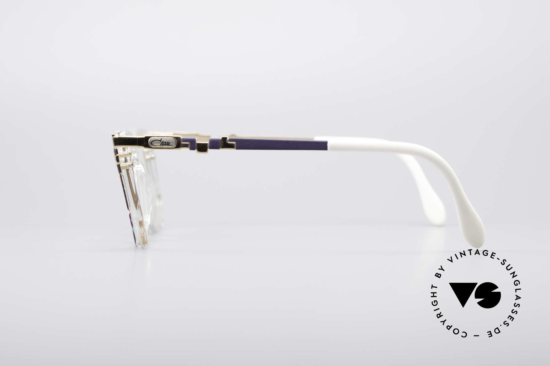 Cazal 357 Large Designer Eyeglasses, NO RETRO frame, but a 25 years old ORIGINAL!!, Made for Women