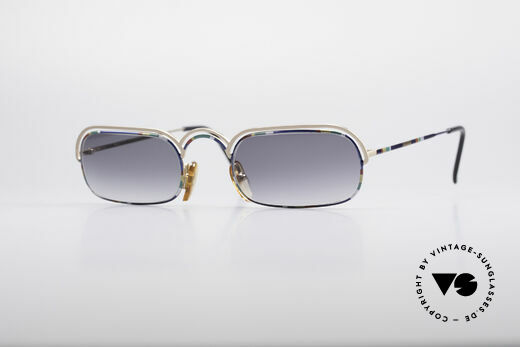 Casanova DV14 Dolce Vita Sunglasses Details