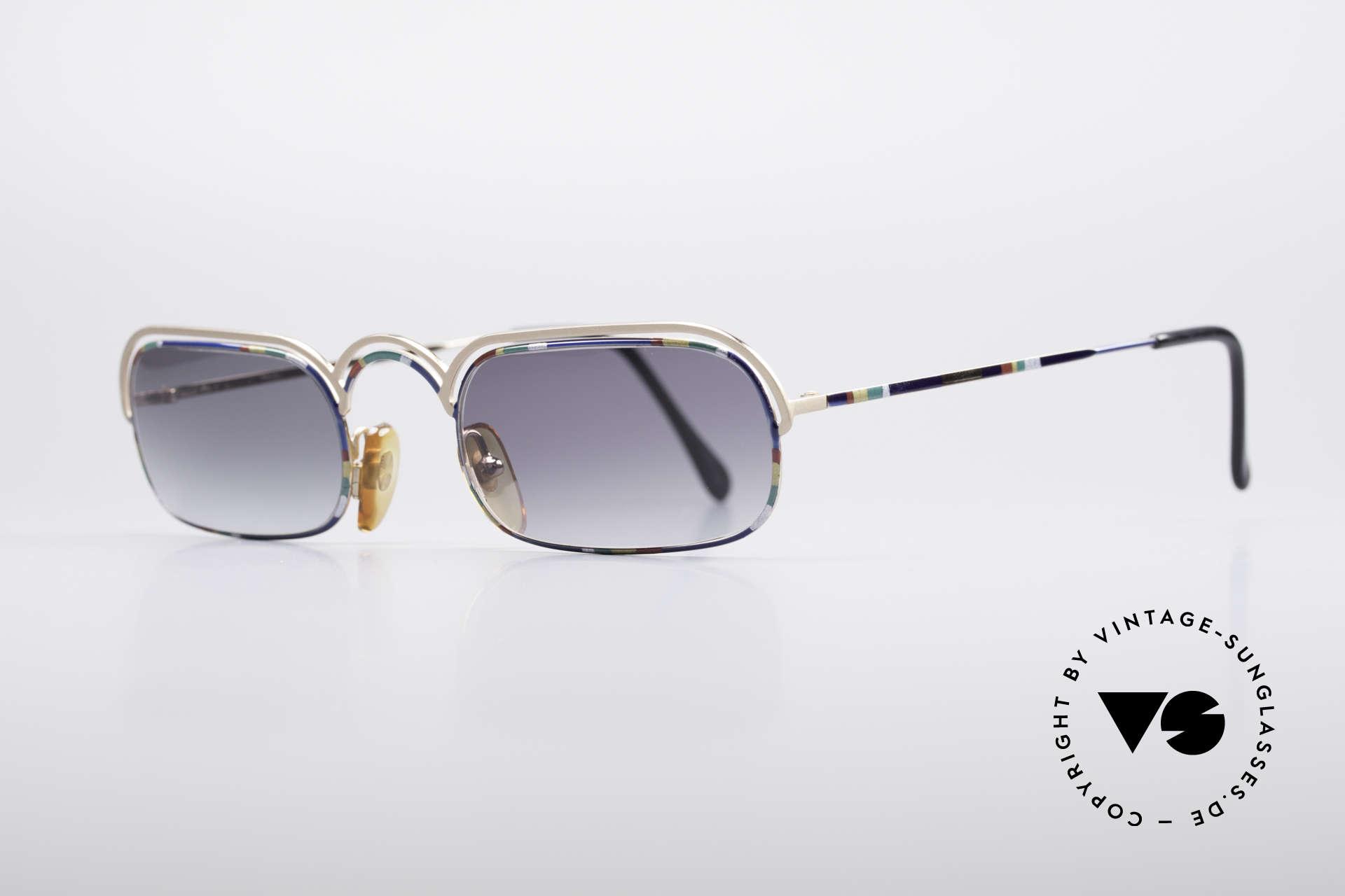 Casanova DV14 Dolce Vita Sunglasses, at the time of the Italian writer Giacomo G. Casanova, Made for Men and Women