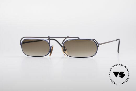 Casanova LC29 Artful 80's Sunglasses Details