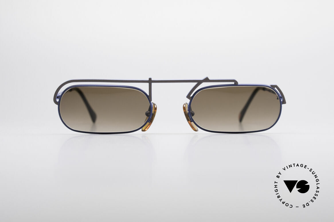 Casanova LC29 Artful 80's Sunglasses, fantastic combination of colors and functionality, Made for Men and Women