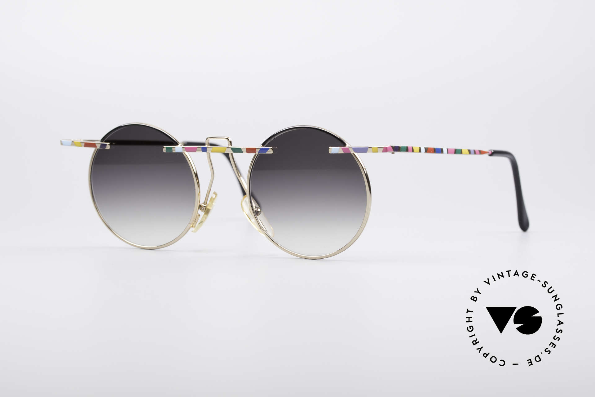 Taxi 222 by Casanova 80's Art Shades, lively Taxi by Casanova sunglasses from around 1985, Made for Women