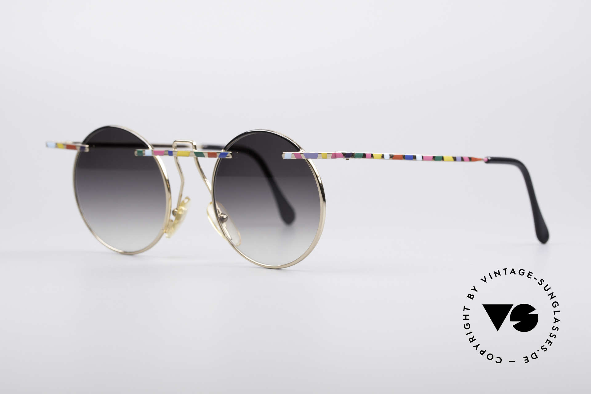 Taxi 222 by Casanova 80's Art Shades, represents the exuberance of the Venetian carnival, Made for Women