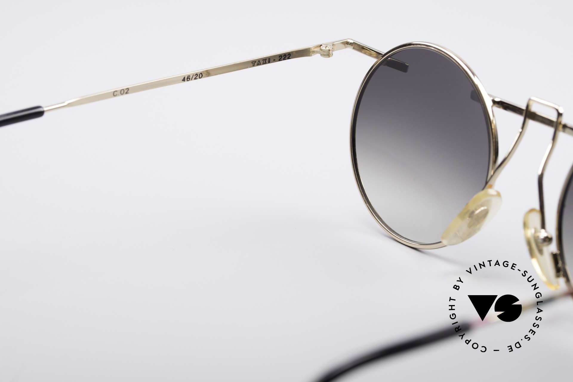Taxi 222 by Casanova 80's Art Shades, for all spectacle wearer, who love it humorously  ;-), Made for Women