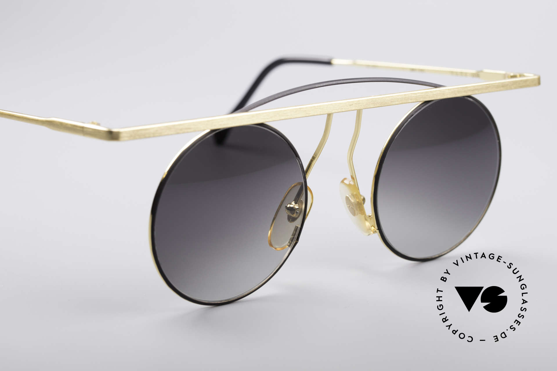 "Taxi 205 by Casanova Art Sunglasses, slogan ""Modi Di Vedere"" = Italian for 'ways of seeing', Made for Women"