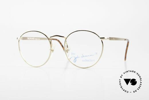 John Lennon - The Dreamer Extra Small Vintage Frame Details