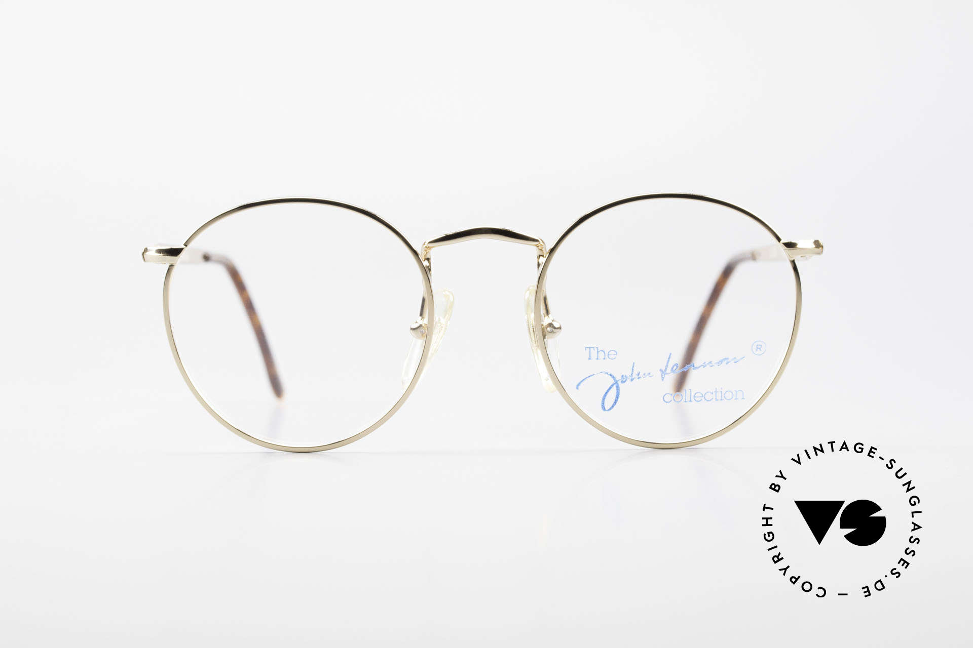 John Lennon - The Dreamer Extra Small Vintage Frame, vintage glasses of the original 'John Lennon Collection', Made for Men and Women