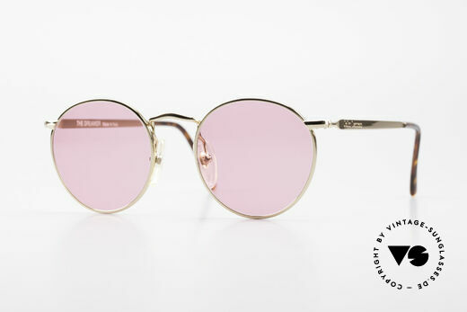 John Lennon - The Dreamer X-Small Pink Vintage Glasses Details