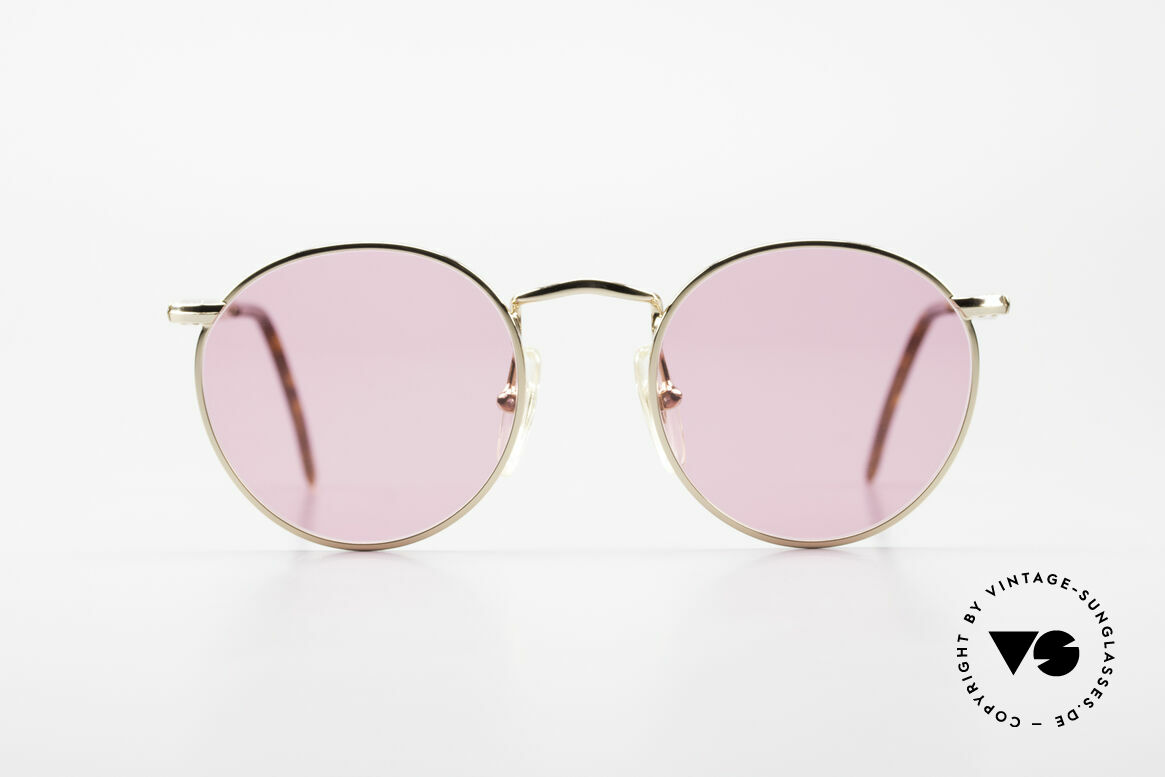 John Lennon - The Dreamer X-Small Pink Vintage Glasses, vintage glasses of the original 'John Lennon Collection', Made for Men and Women
