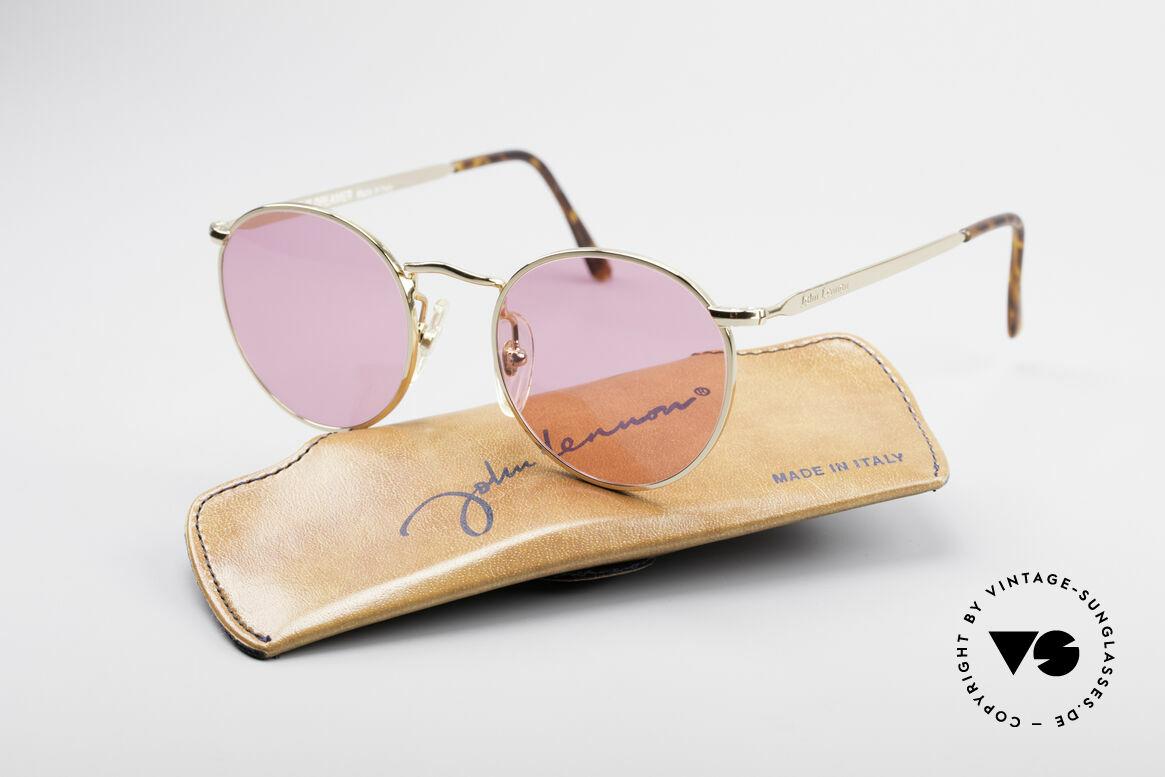 John Lennon - The Dreamer Small Pink Vintage Glasses