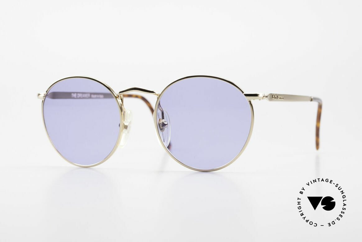 John Lennon - The Dreamer Extra Small Vintage Shades, mod. 'The Dreamer': panto sunglasses in 47mm size (XS), Made for Men and Women