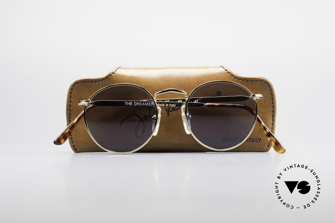 John Lennon - The Dreamer Extra Small Vintage Shades, NO RETRO PANTO SUNGLASSES; but a rare old ORIGINAL, Made for Men and Women