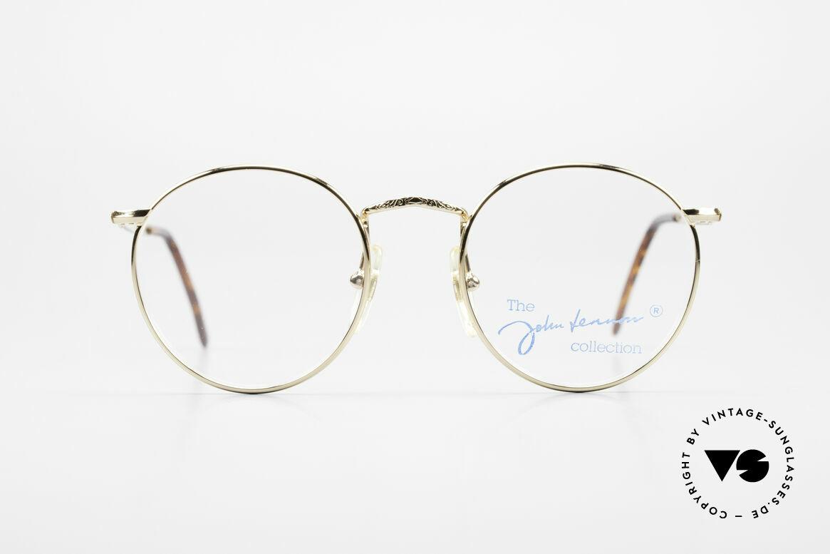 John Lennon - Imagine Small Round Vintage Frame, vintage glasses of the original 'John Lennon Collection', Made for Men and Women