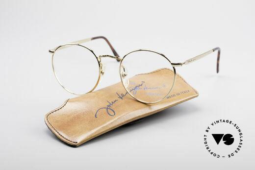 John Lennon - Imagine Small Round Vintage Frame, never worn (like all our vintage John Lennon eyeglasses), Made for Men and Women