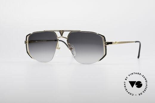 MCM München 5 XL Titanium Sunglasses Details