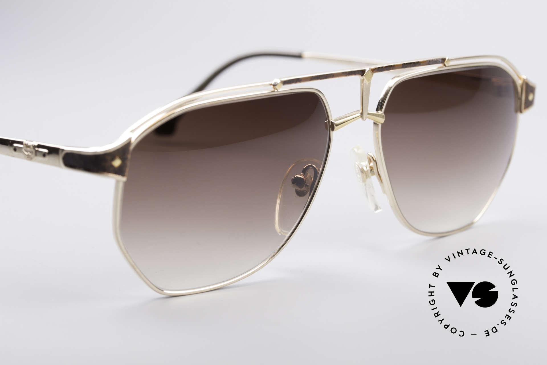 MCM München 6 XL 90's Luxury Shades, luxury Michael Cromer (MC), Munich (M) sunglasses, Made for Men