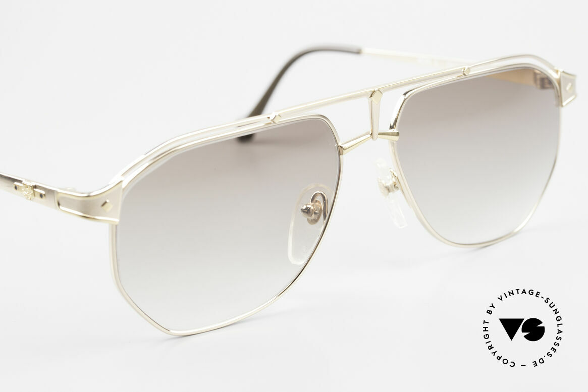 MCM München 6 Rare XL 90's Luxury Sunglasses, luxury sunglasses by Michael Cromer (MC), Munich (M), Made for Men