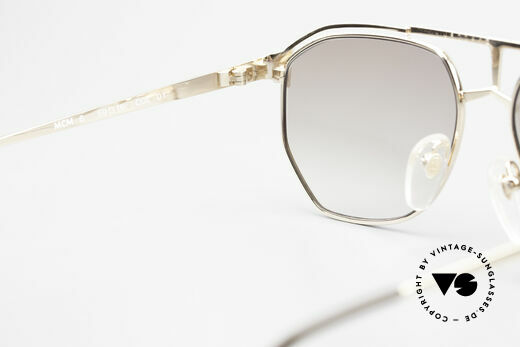 MCM München 6 Rare XL 90's Luxury Sunglasses, never worn (like all our old vintage MCM ORIGINALS), Made for Men