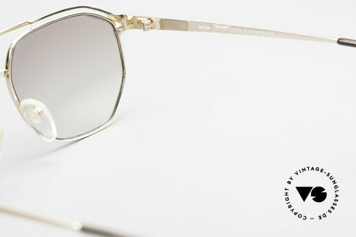 MCM München 6 Rare XL 90's Luxury Sunglasses, NO RETRO FASHION, but an approx. 25 years old rarity, Made for Men