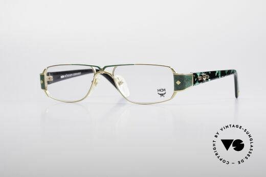 MCM München 7 Luxury Reading Glasses Details