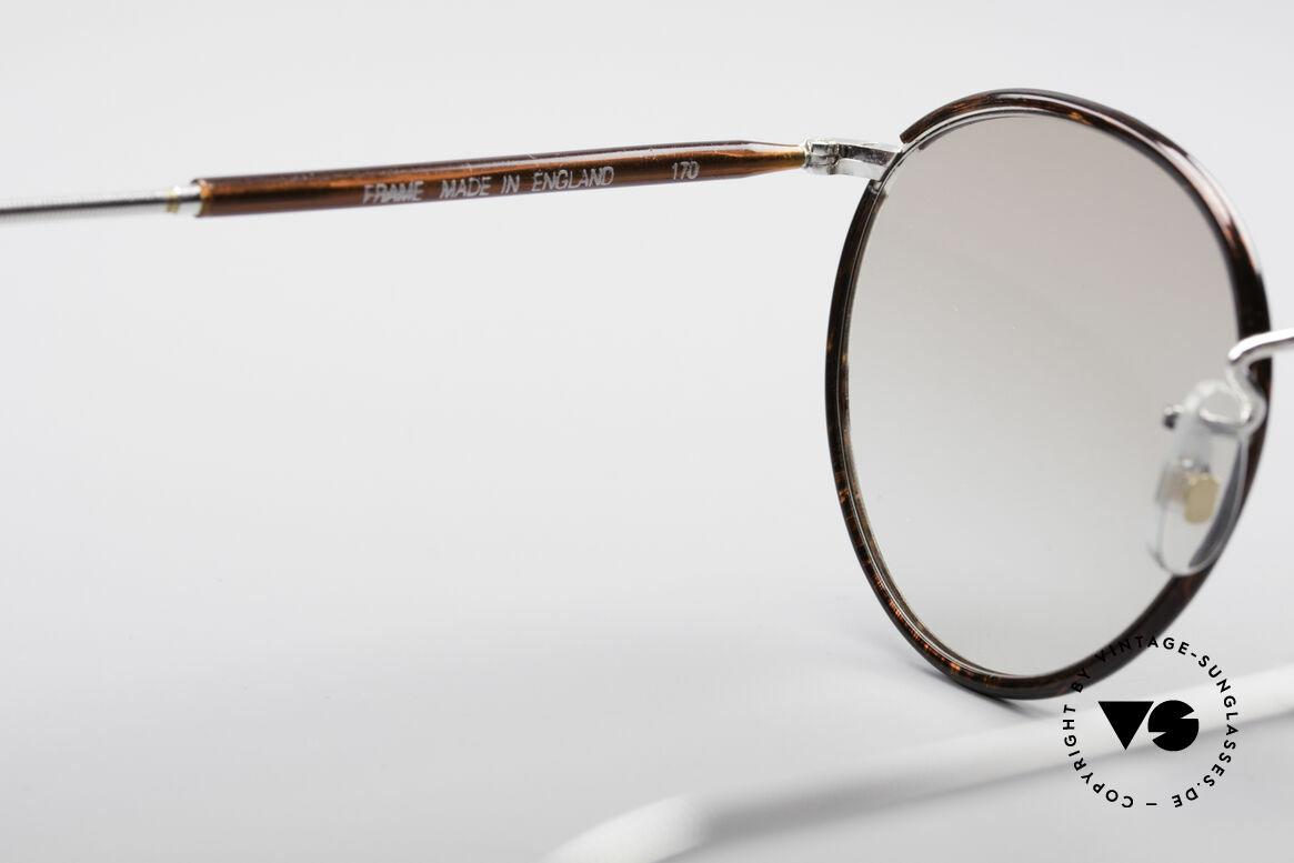 Savile Row Panto 49/22 Johnny Depp Glasses, NO retro specs, but a min. 30 years old ORIGINAL, Made for Men