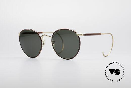Savile Row Panto 49/20 Johnny Depp Glasses Details