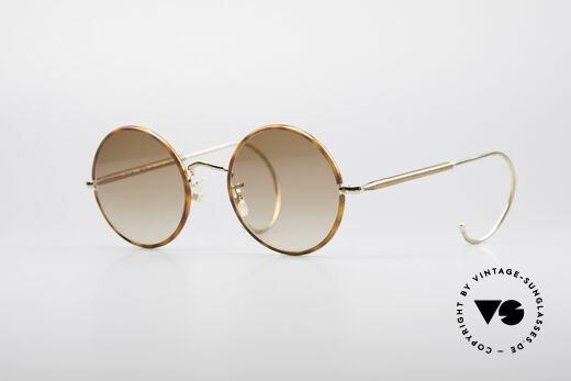 Savile Row Round 47/20 Harry Potter Glasses Details