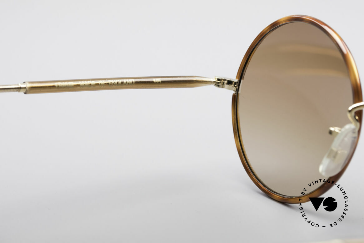 Savile Row Round 47/20 Harry Potter Glasses, NO retro shades, but a min. 30 years old ORIGINAL, Made for Men