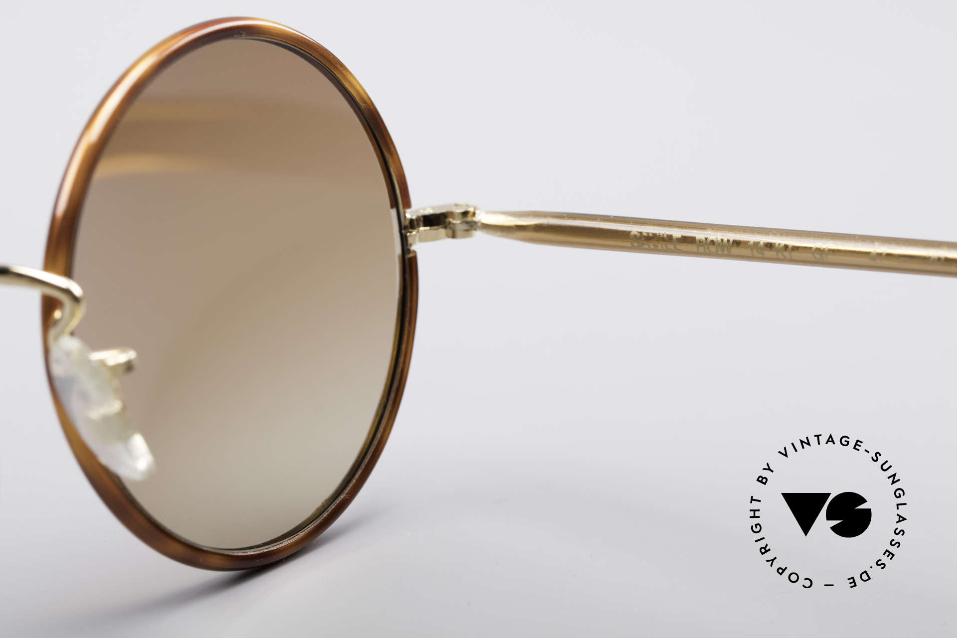 Savile Row Round 47/20 Harry Potter Glasses, worn by famous Harry Potter (true collector's item), Made for Men