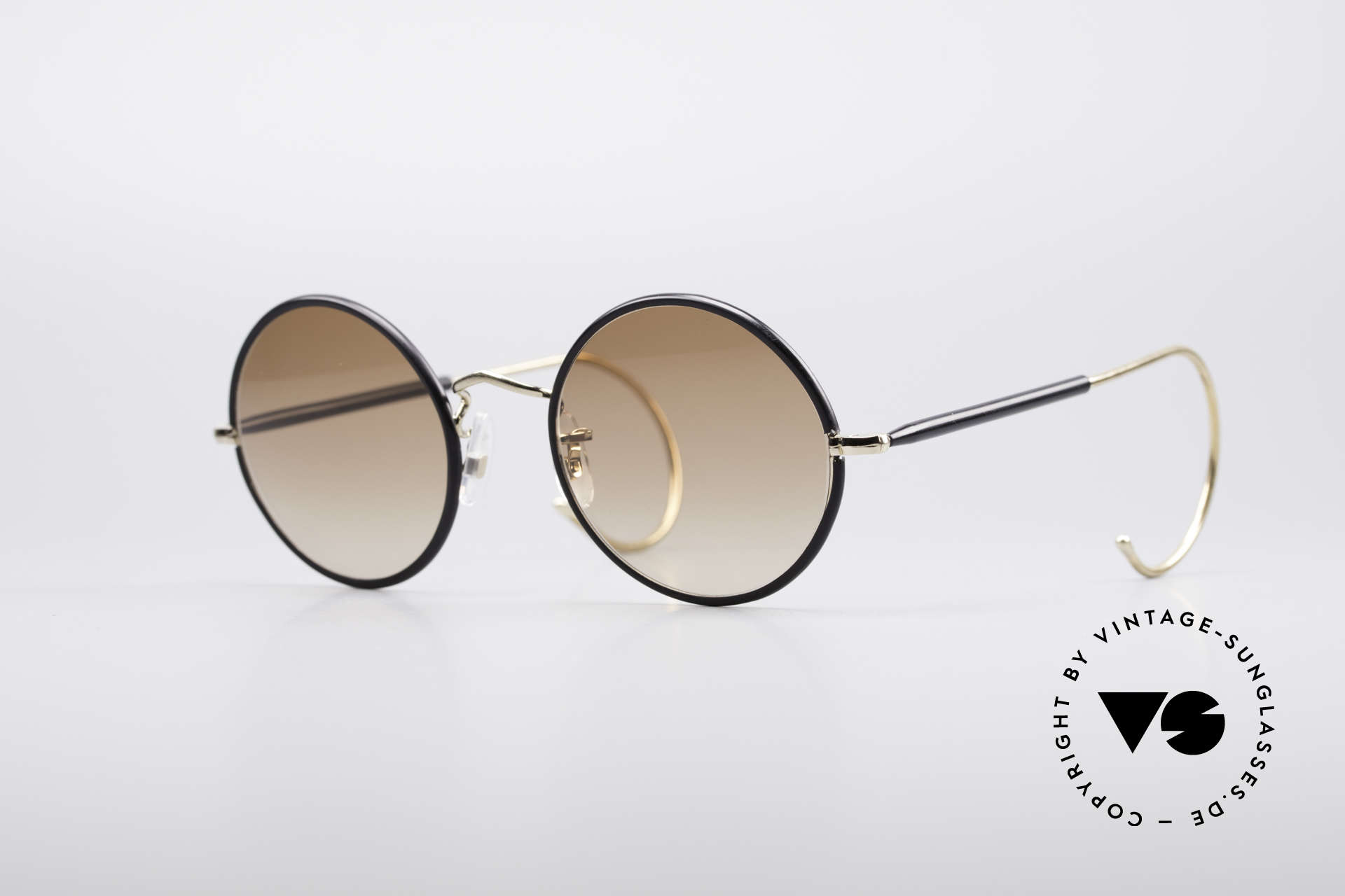 Savile Row Round 47/20 Harry Potter Glasses, 'The Savile Row Collection' by ALGHA, UK OPTICAL, Made for Men