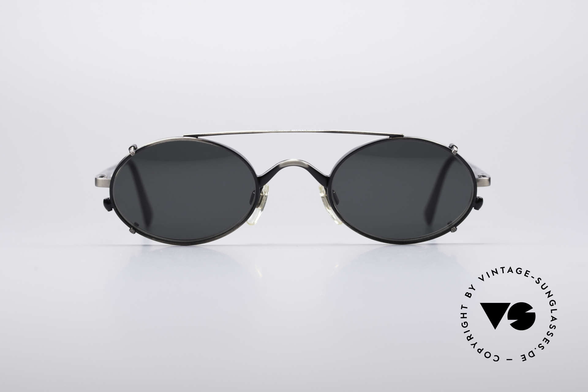 346a707ae9b0 Sunglasses Giorgio Armani 122 Clip On Vintage Frame   Vintage Sunglasses