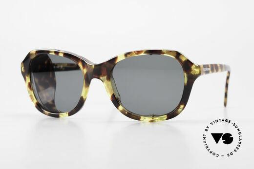 Giorgio Armani 826 No Retro Sunglasses True 90s Details