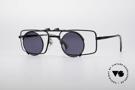 Alain Mikli 5667 / 011 Sun Clip Glasses Details