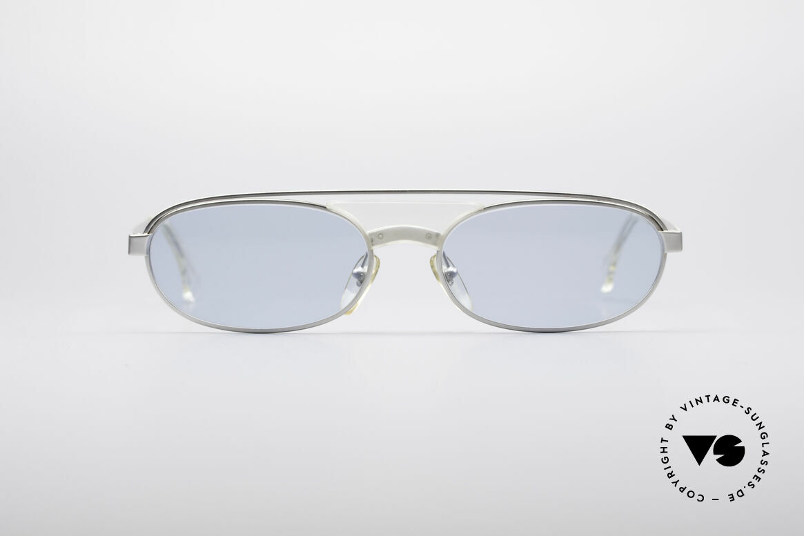 Alain Mikli 637 / 0906 Extra Large Frame, vintage 80's sunglasses from Paris, the fashion city!, Made for Men
