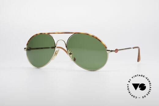 Bugatti 65986 Men's 80's Sunglasses Details