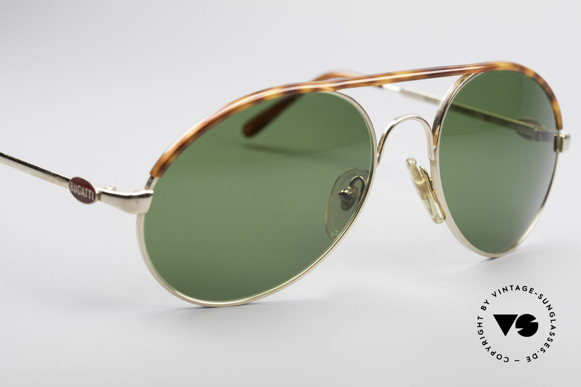 Bugatti 65986 Men's 80's Sunglasses