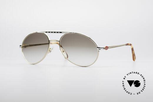 Bugatti 02908 Men's 90's Sunglasses Details