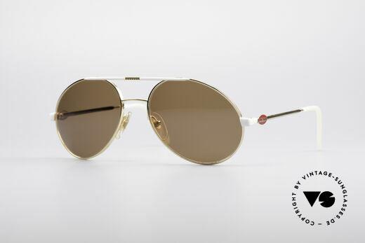 Bugatti 64908 Original 80's Sunglasses Details