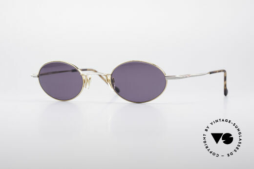 Bugatti 23194 Oval Luxury Sunglasses Details