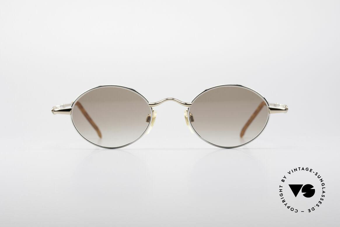 Bugatti 29578 Oval Designer Sunglasses