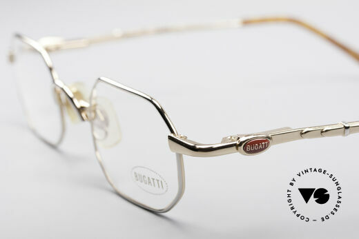 Bugatti 29978 Square Luxury Eyeglasses