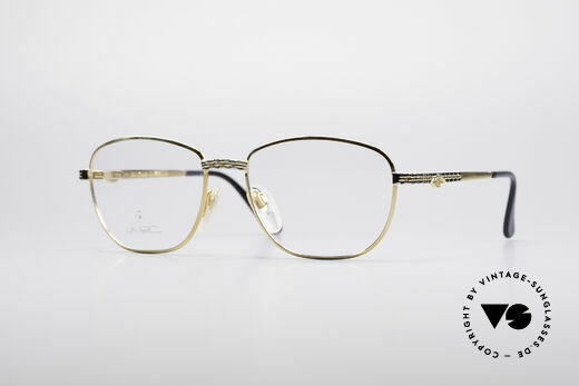 Bugatti EB507 Classic Luxury Eyeglasses Details