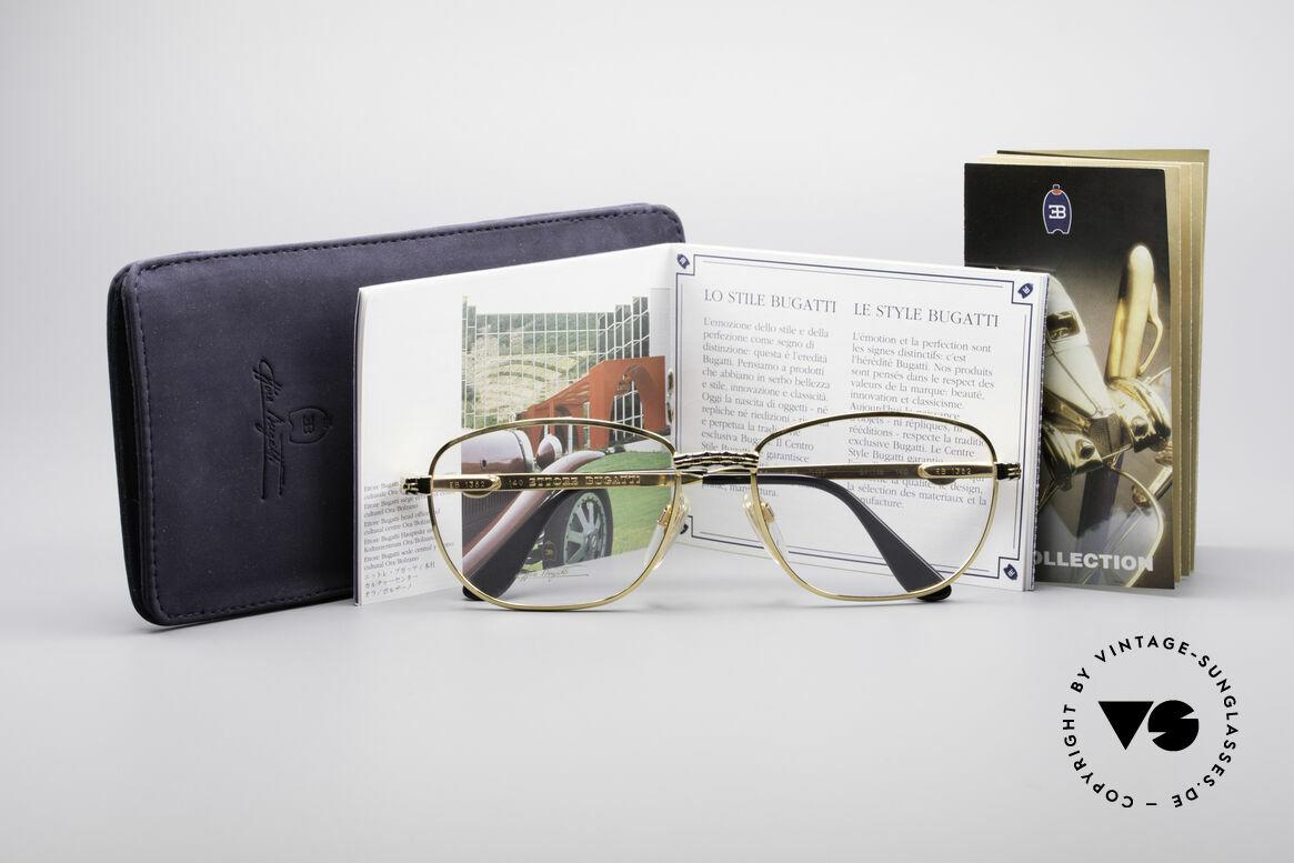 Bugatti EB507 Classic Luxury Eyeglasses