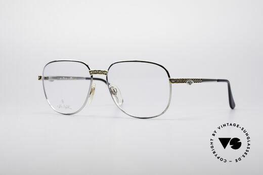 Bugatti EB500 Classic Luxury Eyeglasses Details