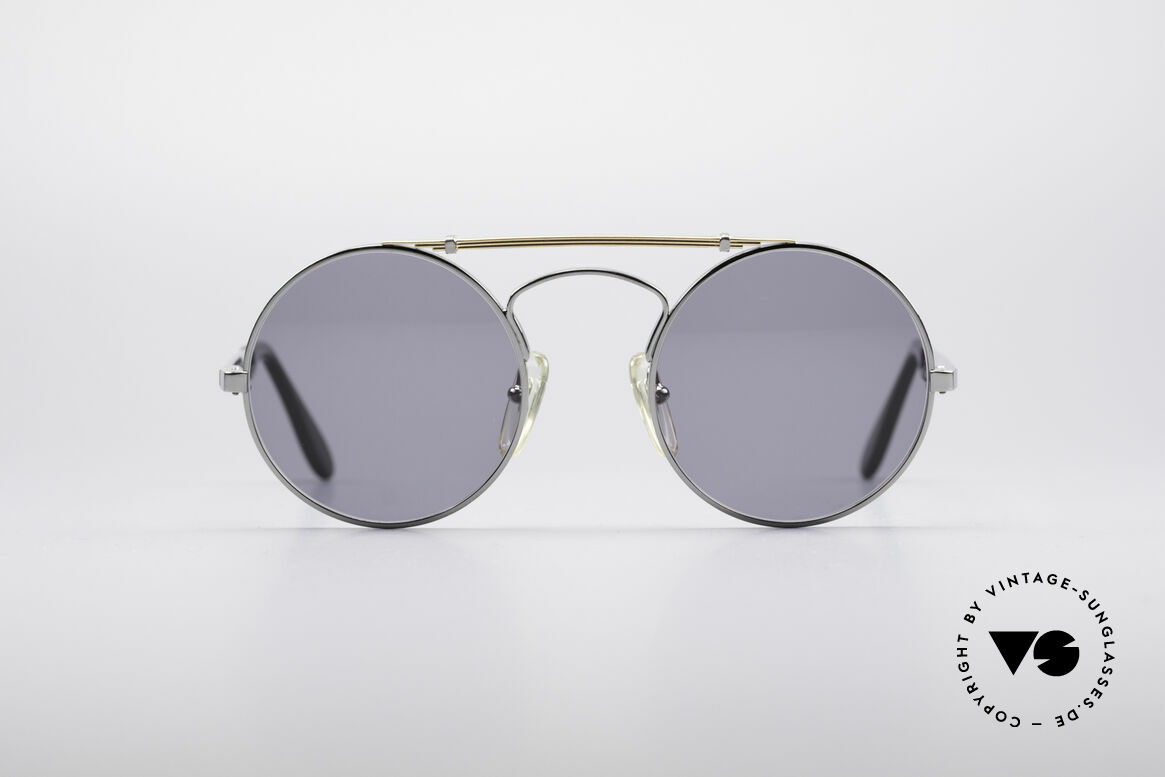 Bugatti 11726 Round Luxury Sunglasses
