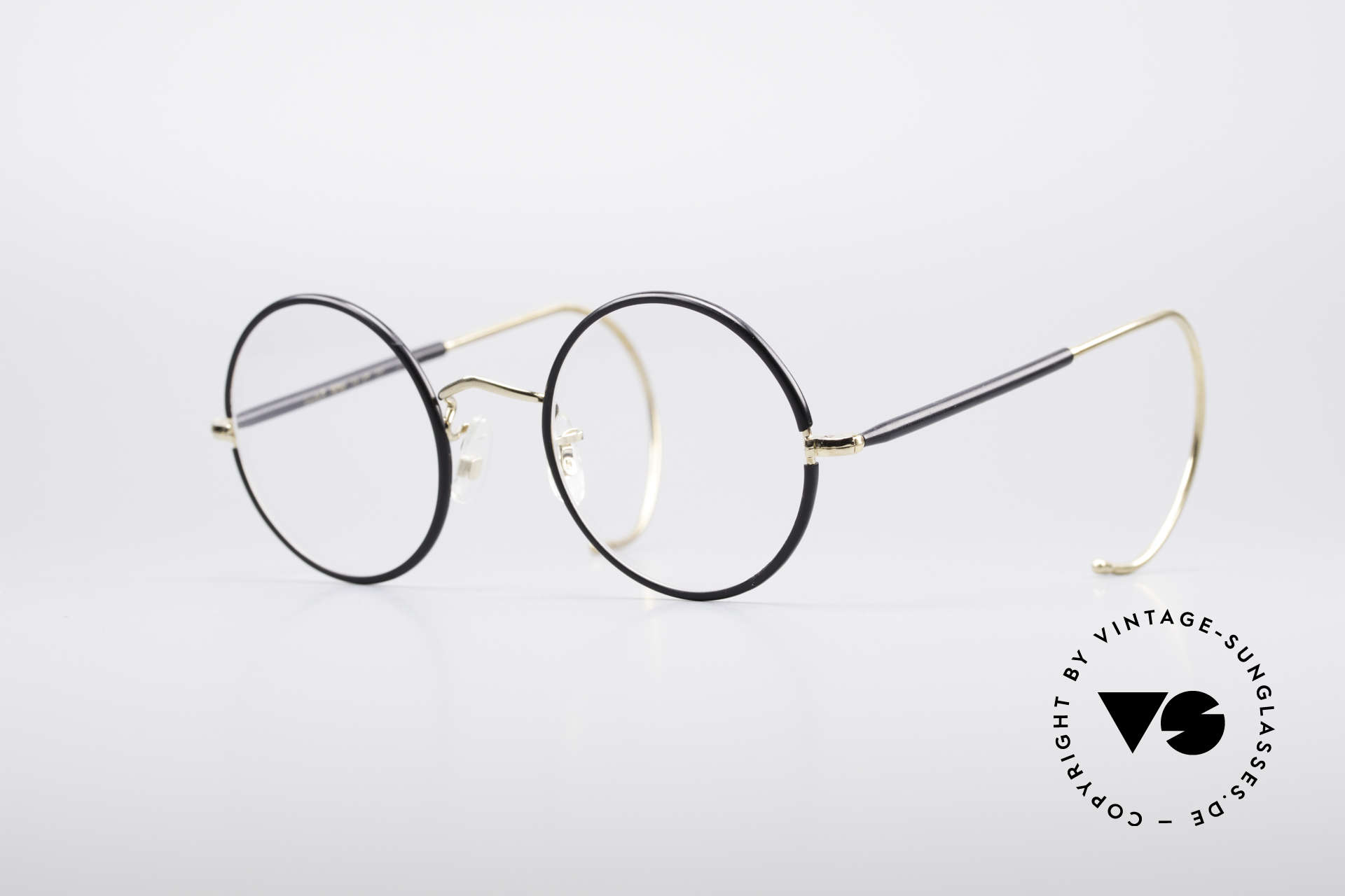Savile Row Round 47/22 Harry Potter Glasses, 'The Savile Row Collection' by ALGHA, UK OPTICAL, Made for Men