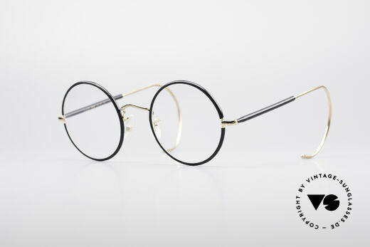 Savile Row Round 47/22 Harry Potter Glasses Details