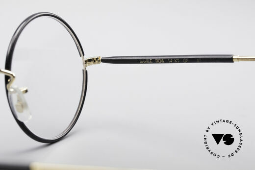 Savile Row Round 47/22 Harry Potter Glasses, worn by famous Harry Potter (true collector's item), Made for Men