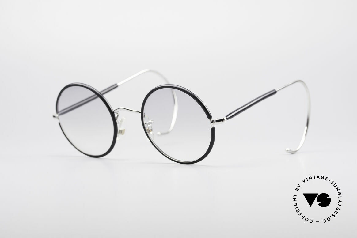 Savile Row Round 44/20 Harry Potter Glasses, 'The Savile Row Collection' by ALGHA, UK OPTICAL, Made for Men